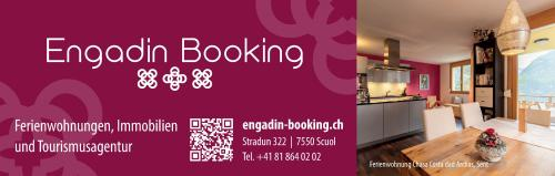 Engadin Booking