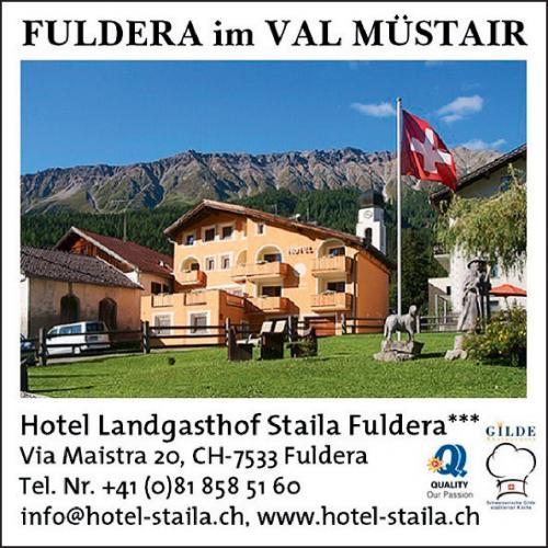 Hotel Landgasthof Staila