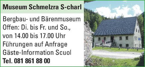 Museum Schmelzra S-charl