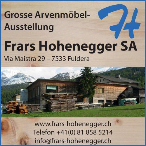 Frars Hohenegger SA