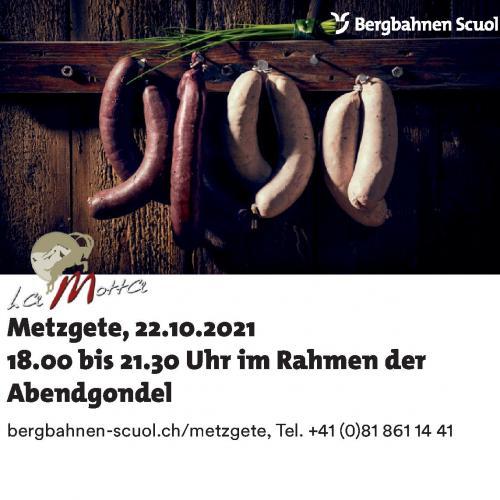 Metzgete, 22.10.2021