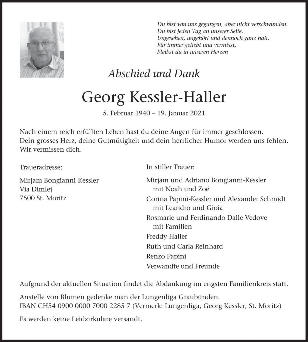 Georg Kessler-Haller