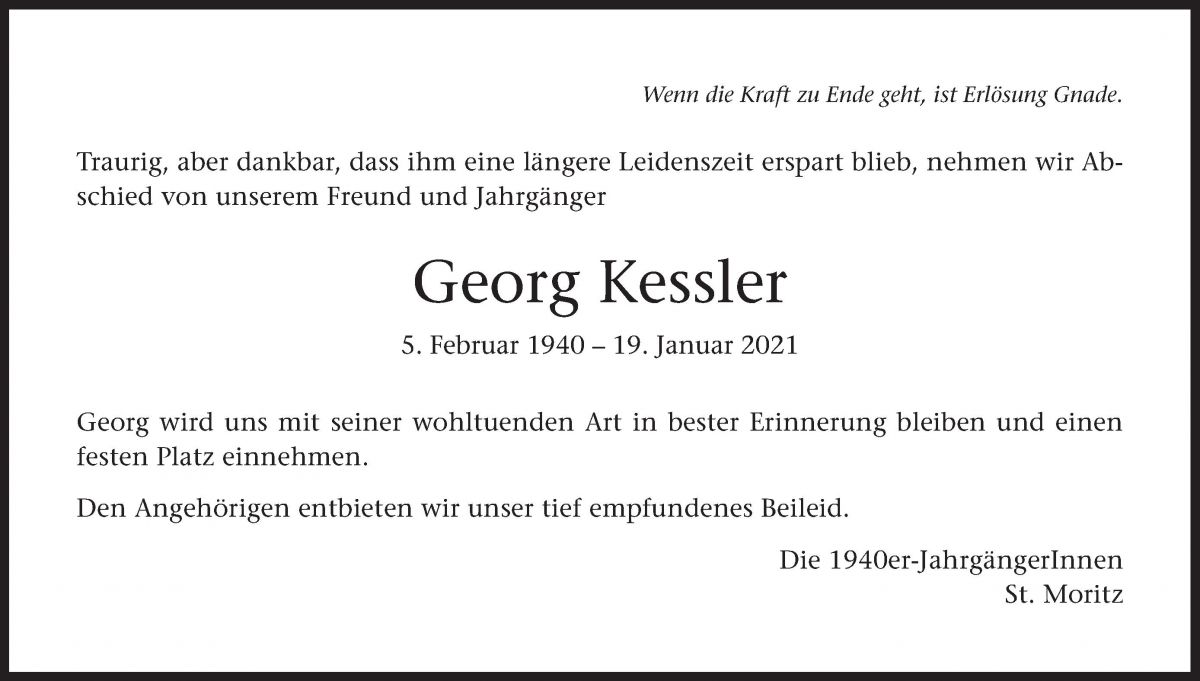 Georg Kessler